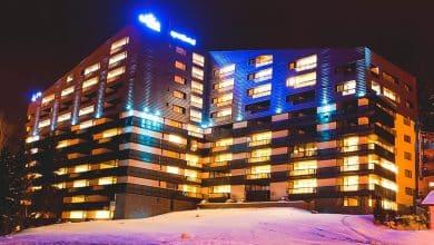 מלון Alpin Resort , פויאנה ברשוב